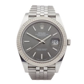 Rolex Datejust 41 41 Stainless Steel - 126334
