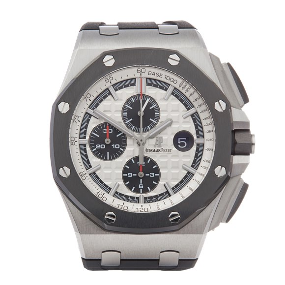 Audemars Piguet Royal Oak Offshore 44mm Chronograph Stainless Steel - 26400SO.OO.A002CA.01