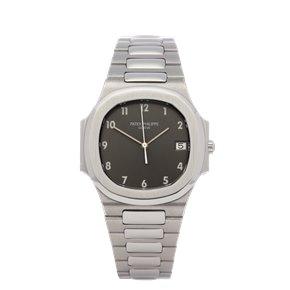 Patek Philippe Nautilus Rare Grey Dial Stainless Steel - 3900