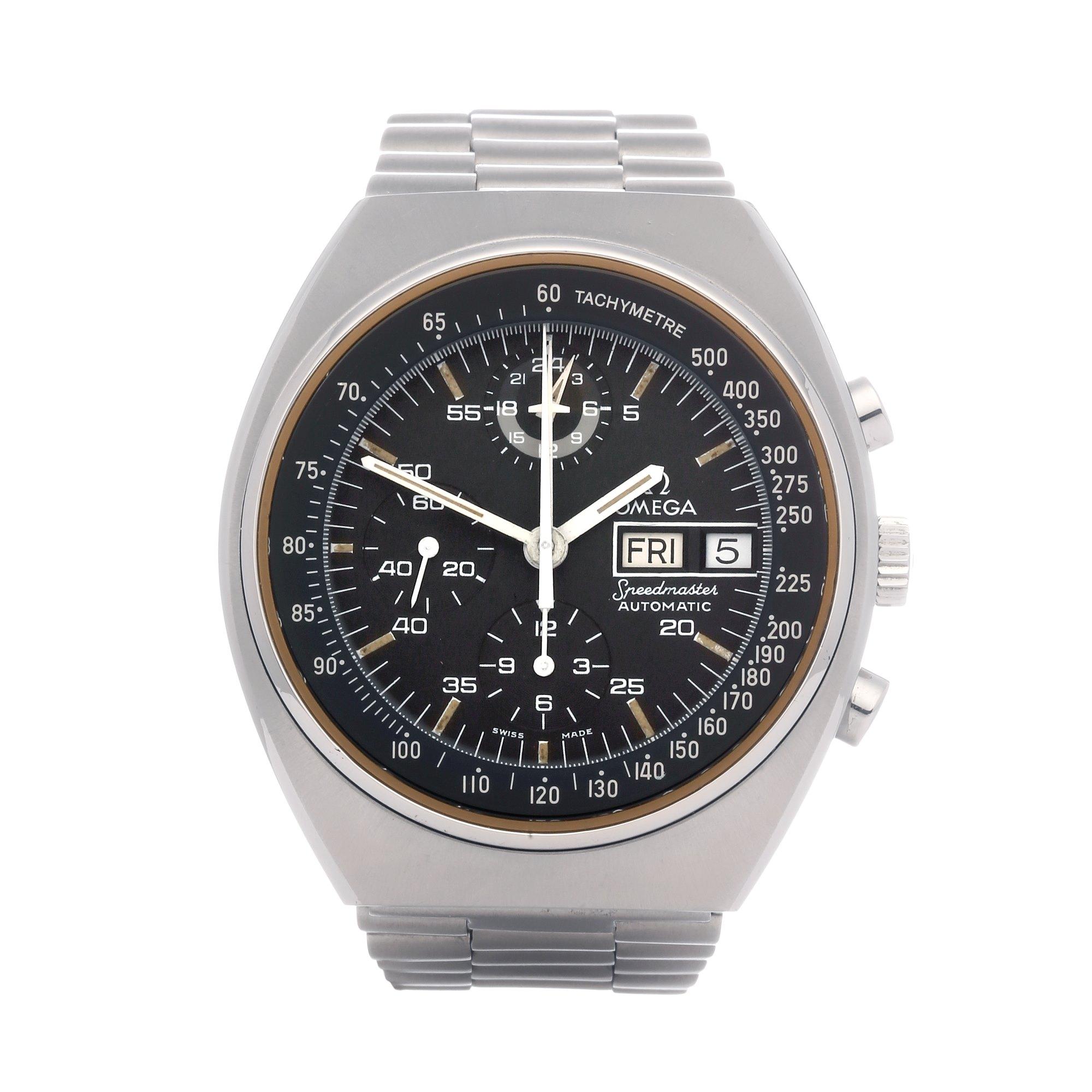 Omega Speedmaster Mark 4.5 Chronograph Stainless Steel - 176.0012 Stainless Steel 176.0012
