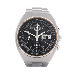 Omega Speedmaster Mark 4.5 Chronograph Stainless Steel - 176.0012