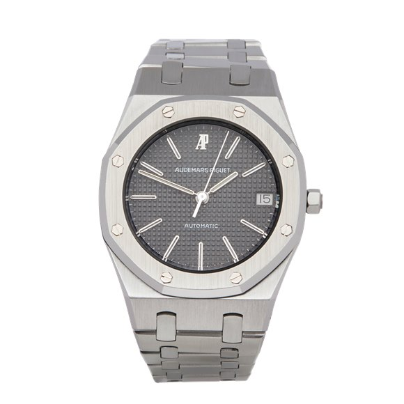 Audemars Piguet Royal Oak 1st Series Dial B Serial Stainless Steel - 4100ST