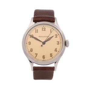 Jaeger-LeCoultre Vintage E 159 Stainless Steel - P478