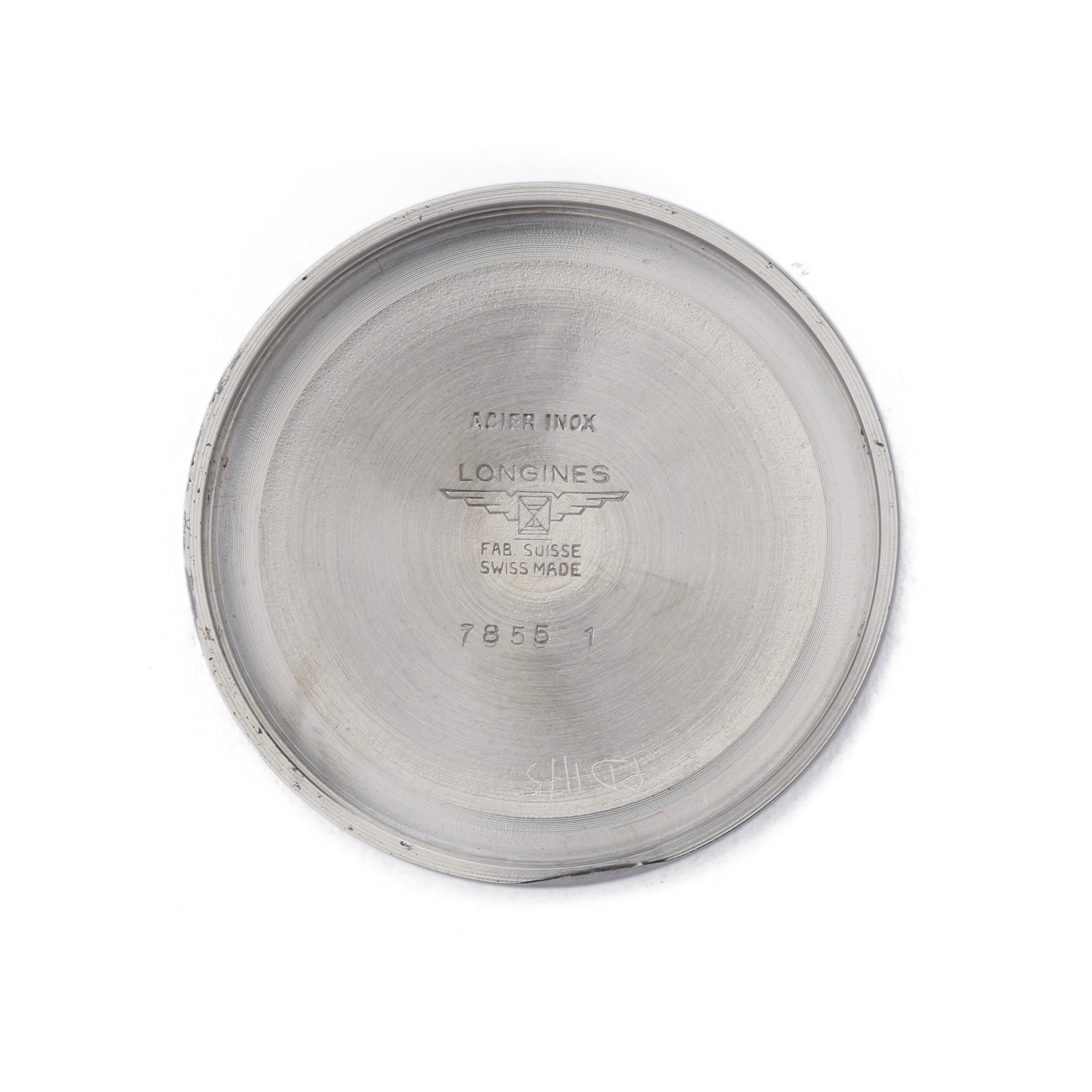 Longines Vintage Roestvrij Staal 78551