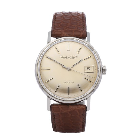IWC Vintage 807A Stainless Steel - C.8541