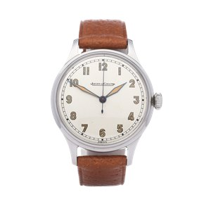 Jaeger-LeCoultre Vintage E 159 Stainless Steel - P.478