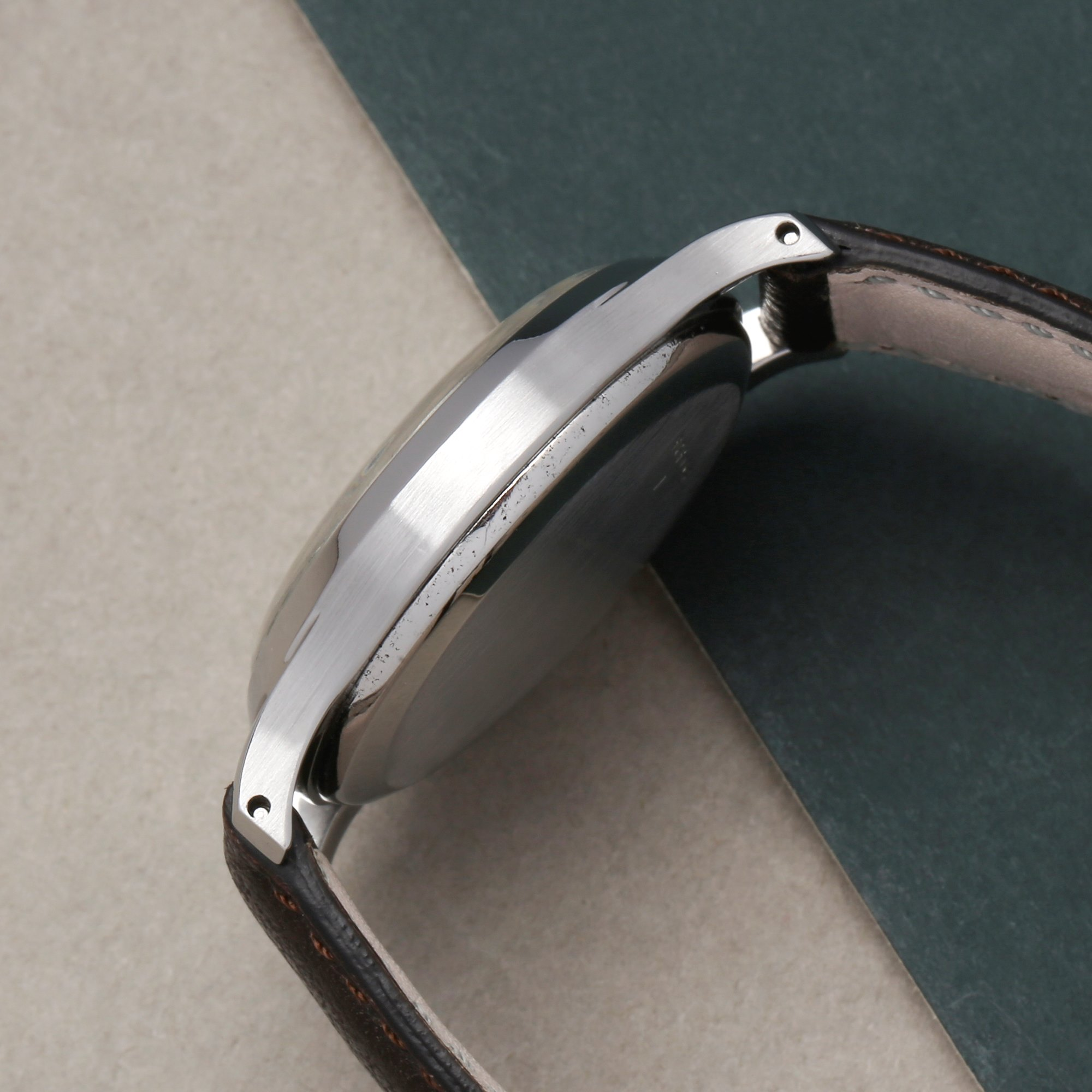 Jaeger-LeCoultre Vintage Stainless Steel 450/3A