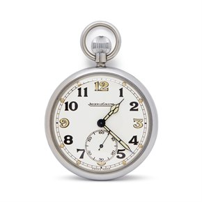 Jaeger-LeCoultre Pocket Watch Stainless Steel - 467/2