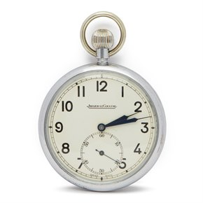 Jaeger-LeCoultre Pocket Watch Navigators 6E/50 Stainless Steel - 467/2