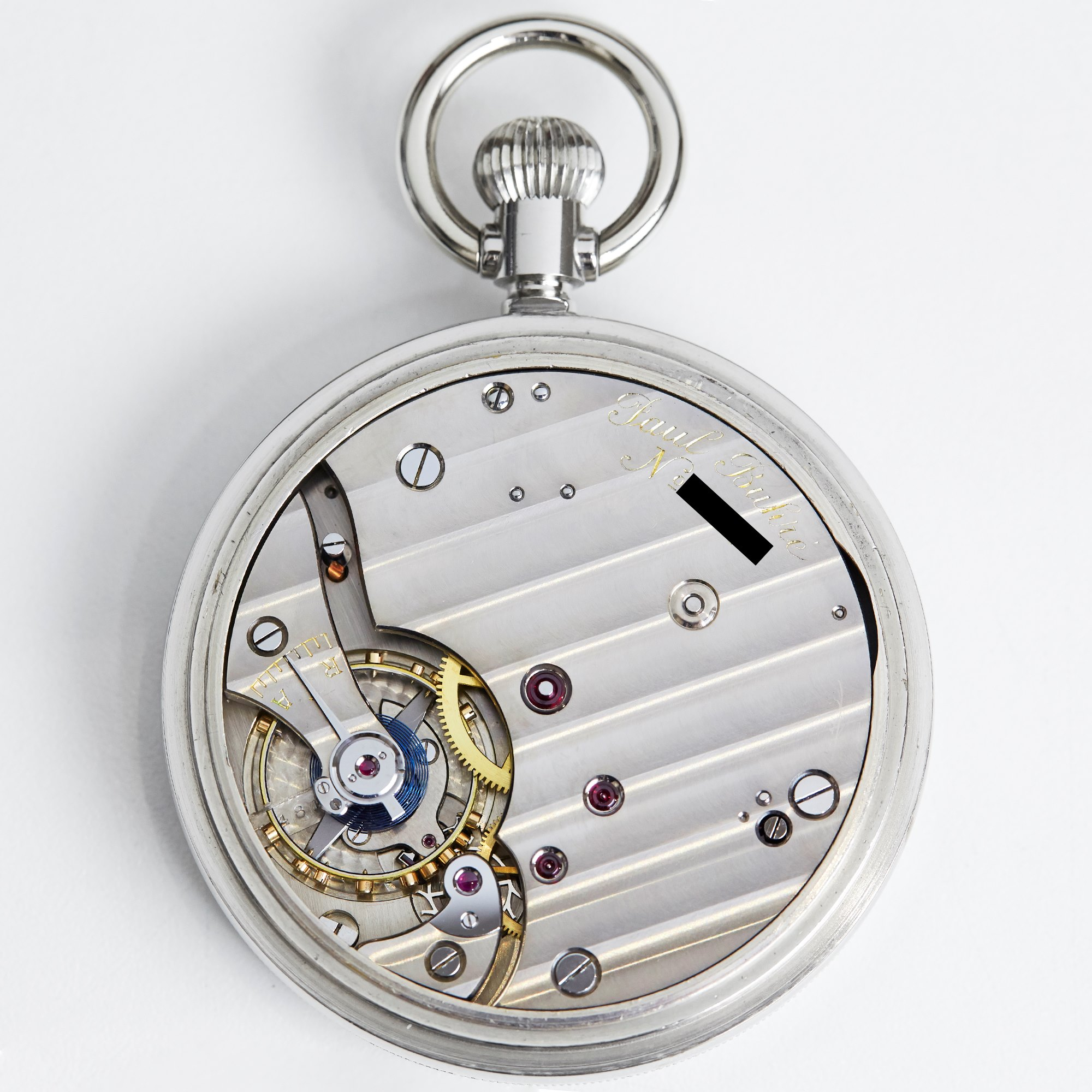 Paul Buhre Paul Buhre Deck Watch Stainless Steel