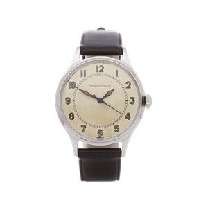 Jaeger-LeCoultre Vintage Stainless Steel - P478