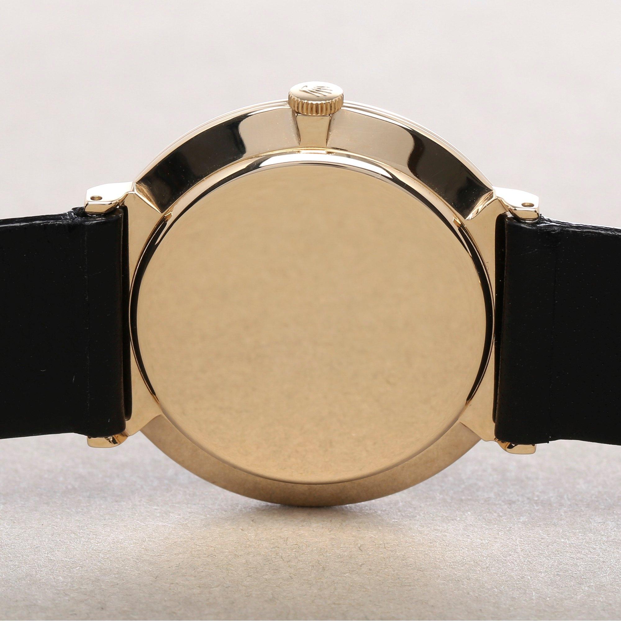 Rolex Precision 9K Yellow Gold 1200