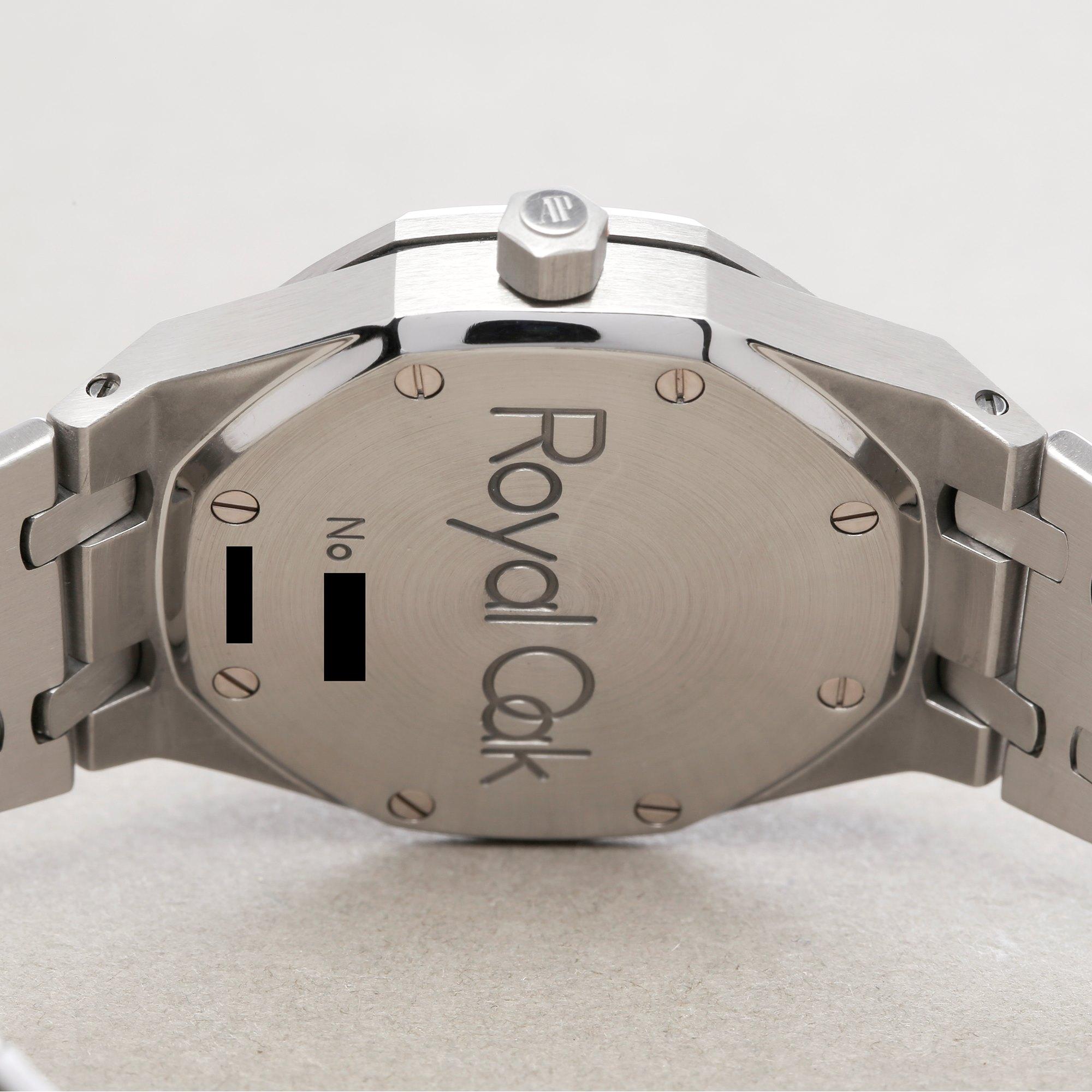 Audemars Piguet Royal Oak Dual Time Power Reserve Stainless Steel 25730ST