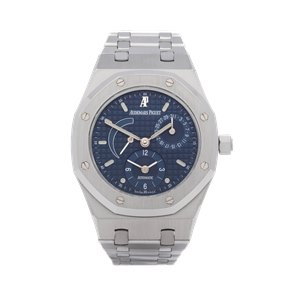 Audemars Piguet Royal Oak Dual Time Power Reserve Stainless Steel - 25730ST