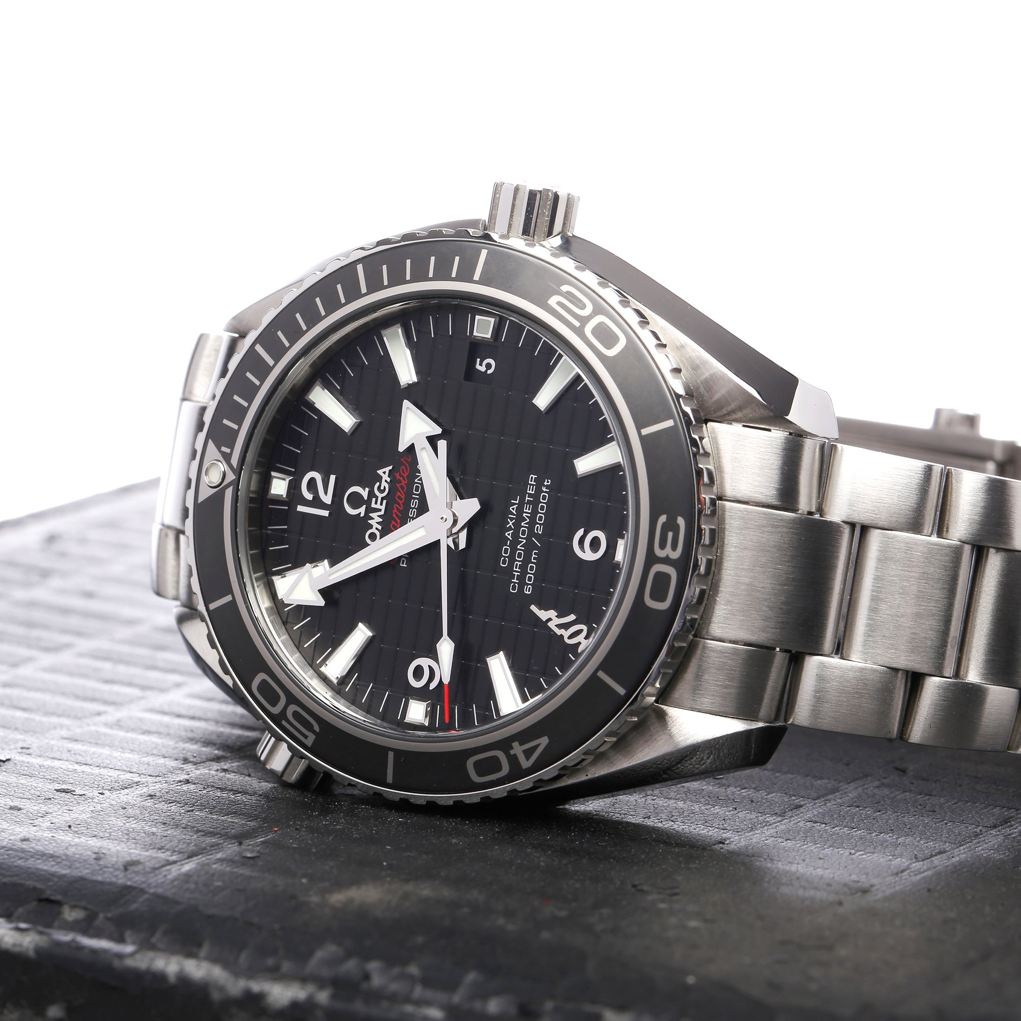 Omega Seamaster Planet Ocean Skyfall Ltd Edition Roestvrij Staal 85951068