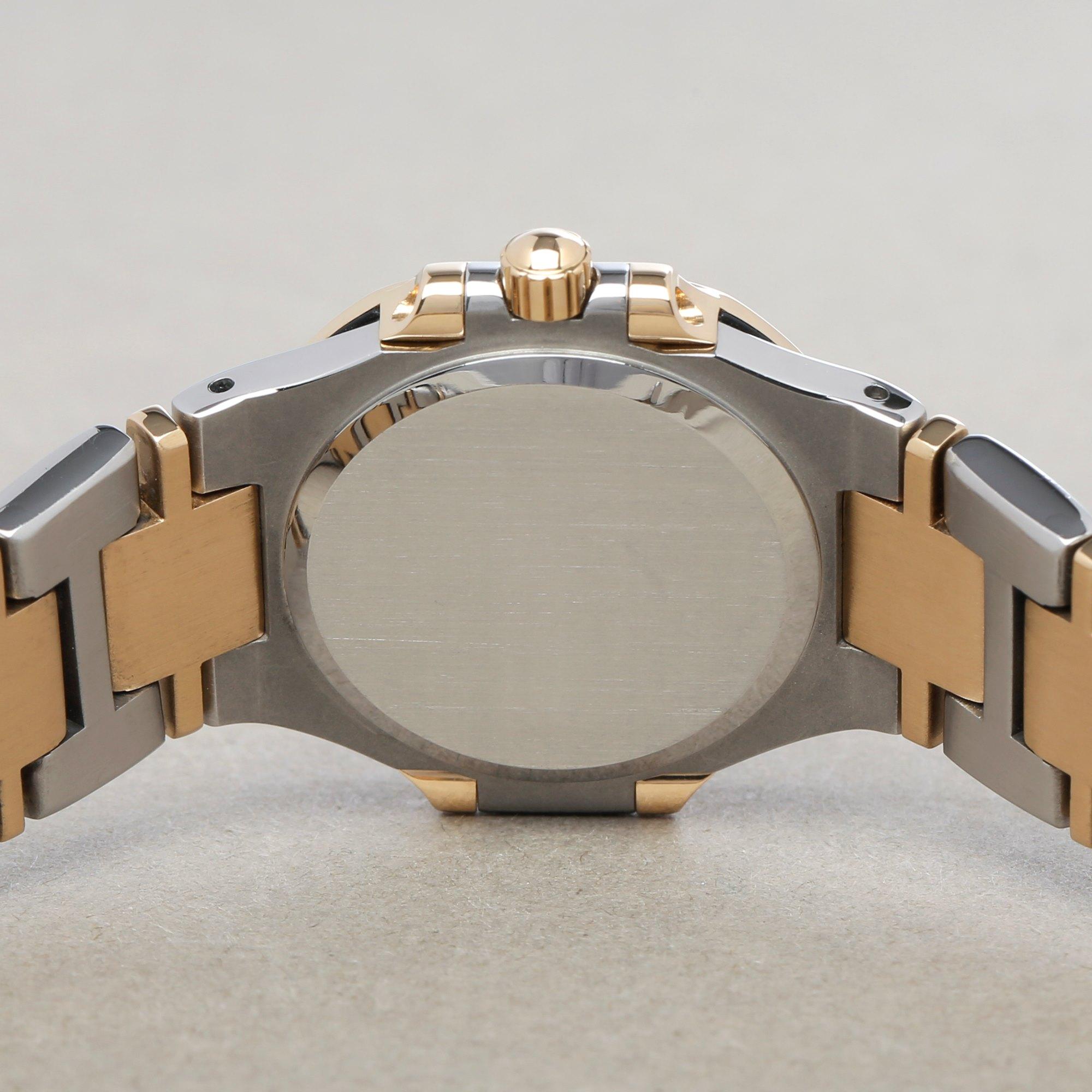 Patek Philippe Nautilus Lady 18K Yellow Gold & Stainless Steel 4700/061