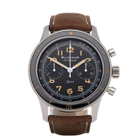 Blancpain Air Command Air Command Flyback Chronograph Ltd Edition Unworn Stainless Steel - AC01 1130 63A