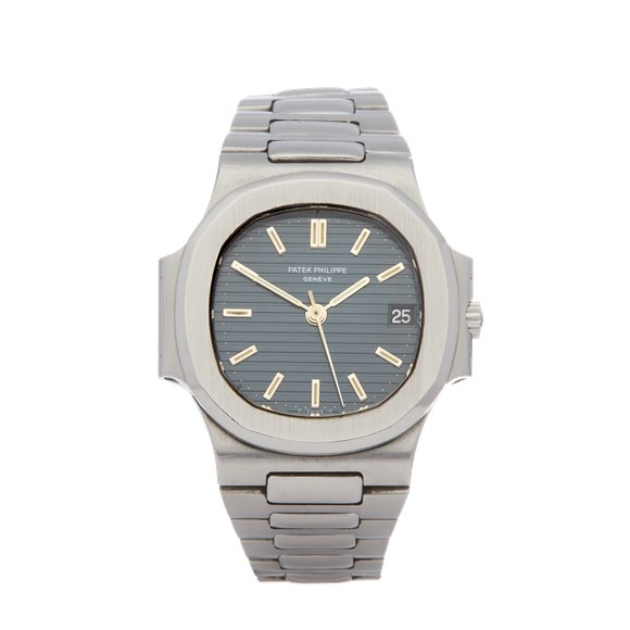 Patek Philippe Nautilus Early series Sigma Stainless Steel - 3800