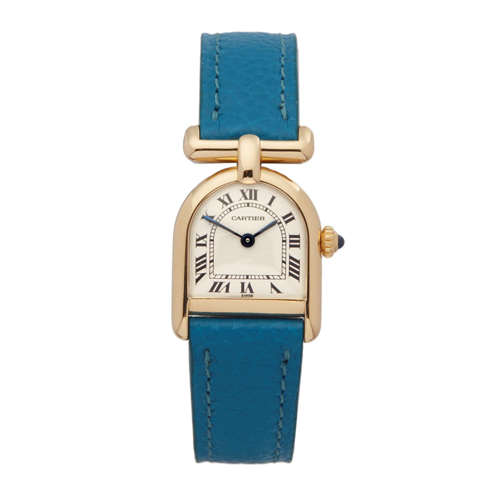 Cartier Romane 18K Yellow Gold 84723374 or 0108