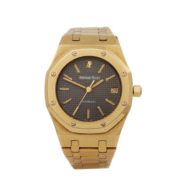 Audemars Piguet Royal Oak Tropical Early Series 18K Yellow Gold - 14790BA