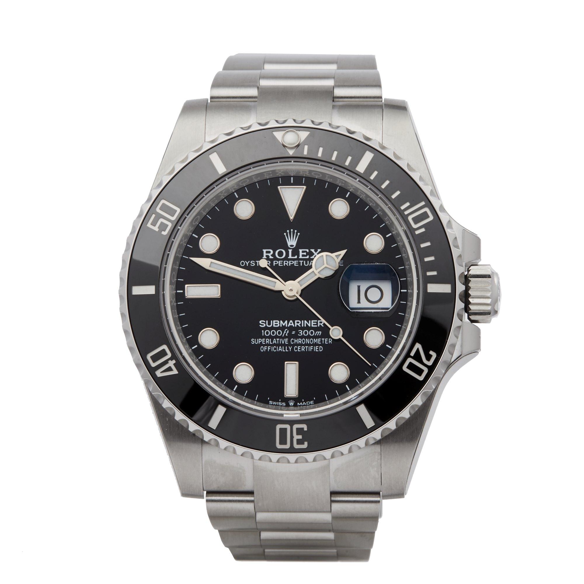 submariner dial