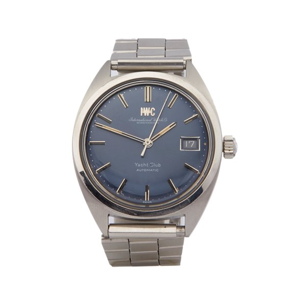 IWC Yacht Club Vintage Stainless Steel - R811
