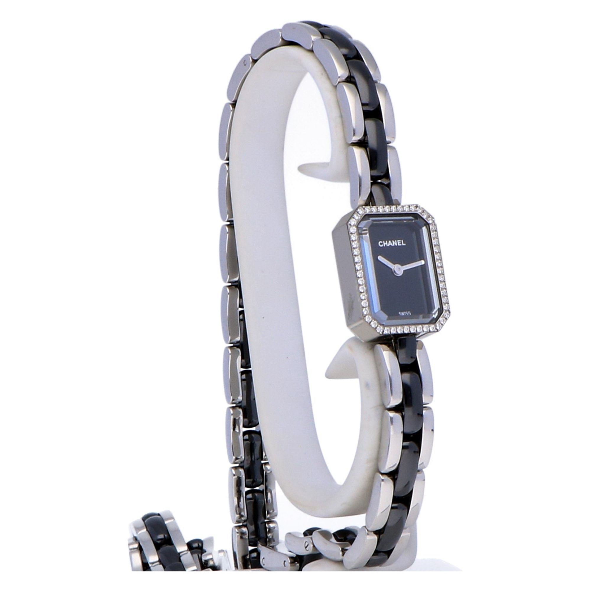 Chanel Première Stainless Steel H3058