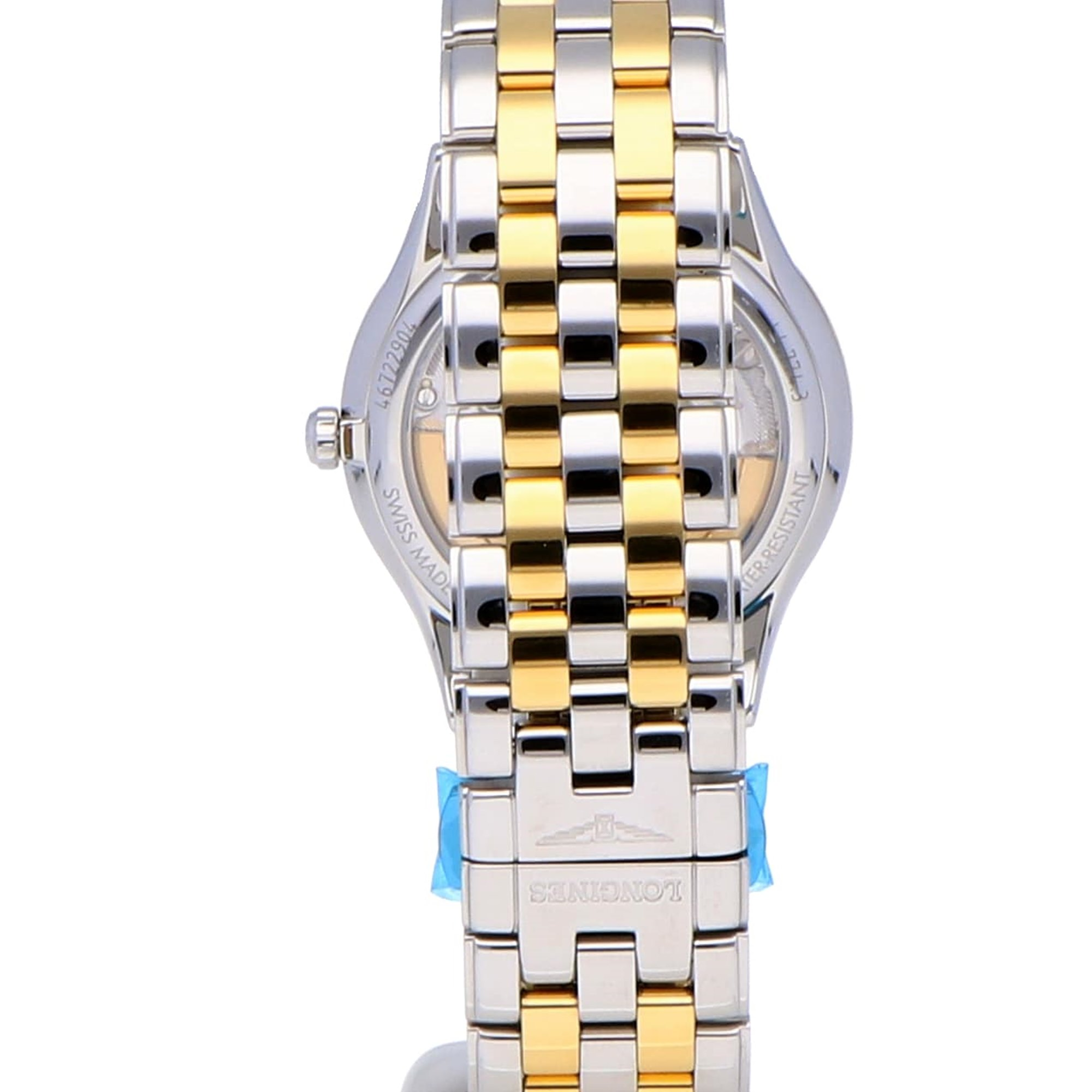 Longines Les Grandes Classiques Stainless Steel & Yellow Gold L4.774.3.37.7