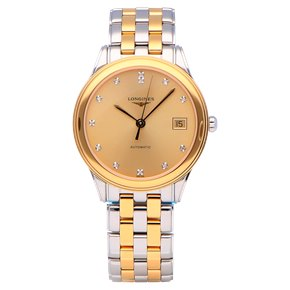 Longines Les Grandes Classiques Stainless Steel & Yellow Gold - L4.774.3.37.7