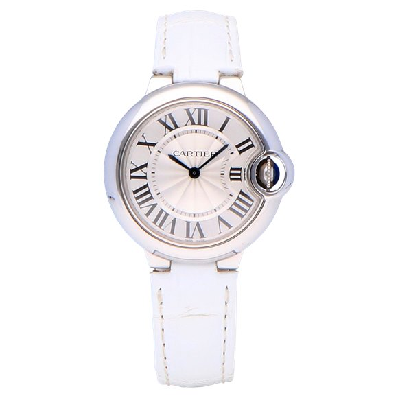 Cartier Ballon Bleu 33 mm Stainless Steel - W6920086