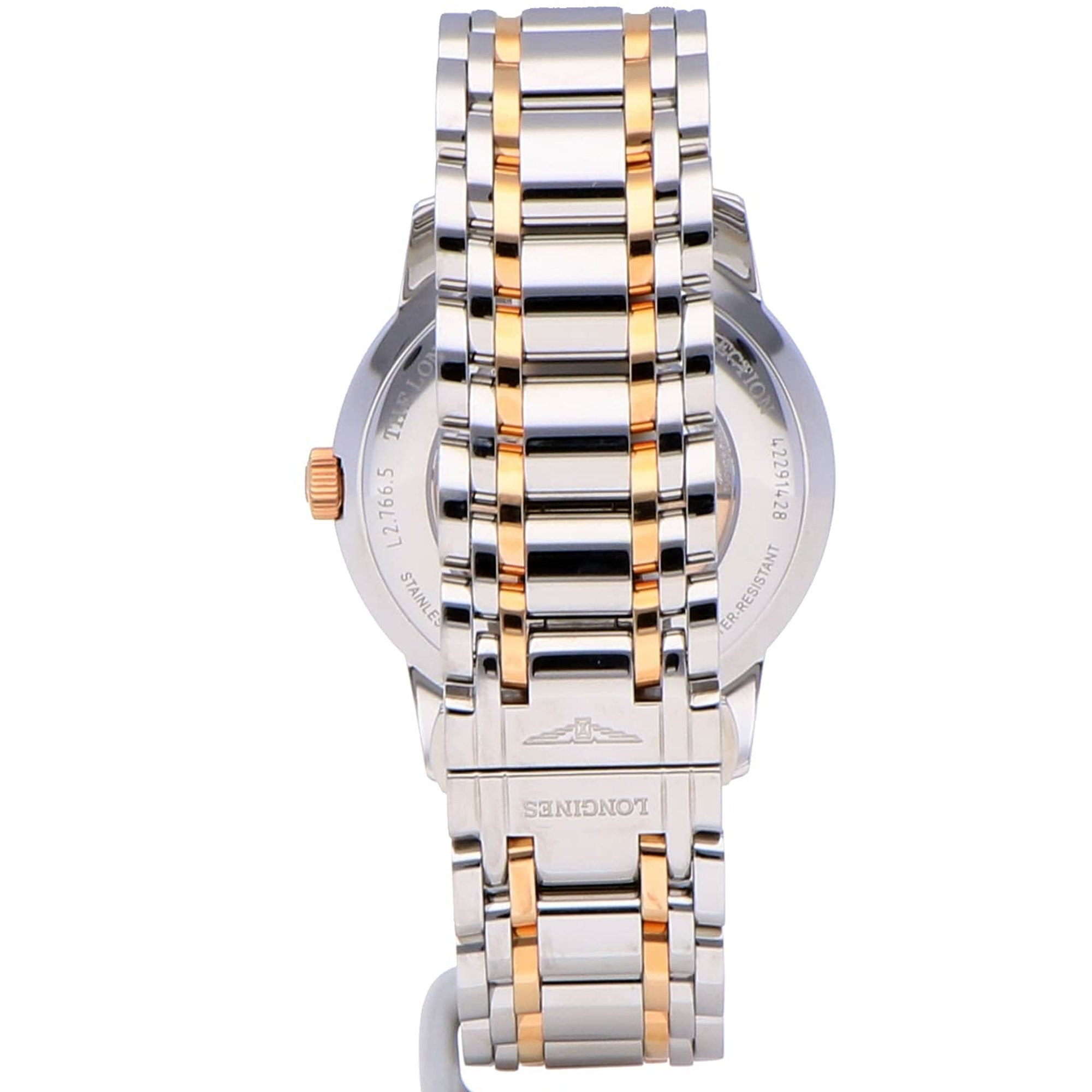Longines St. Imier Stainless Steel & Yellow Gold L2.766.5.72.7