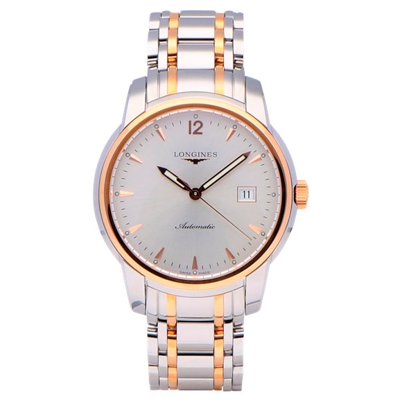Longines St. Imier Stainless Steel & Yellow Gold - L2.766.5.72.7