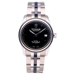 Tudor Glamour Stainless Steel - 55010N-0002