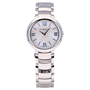 Baume & Mercier Promesse Stainless Steel - M0A10160