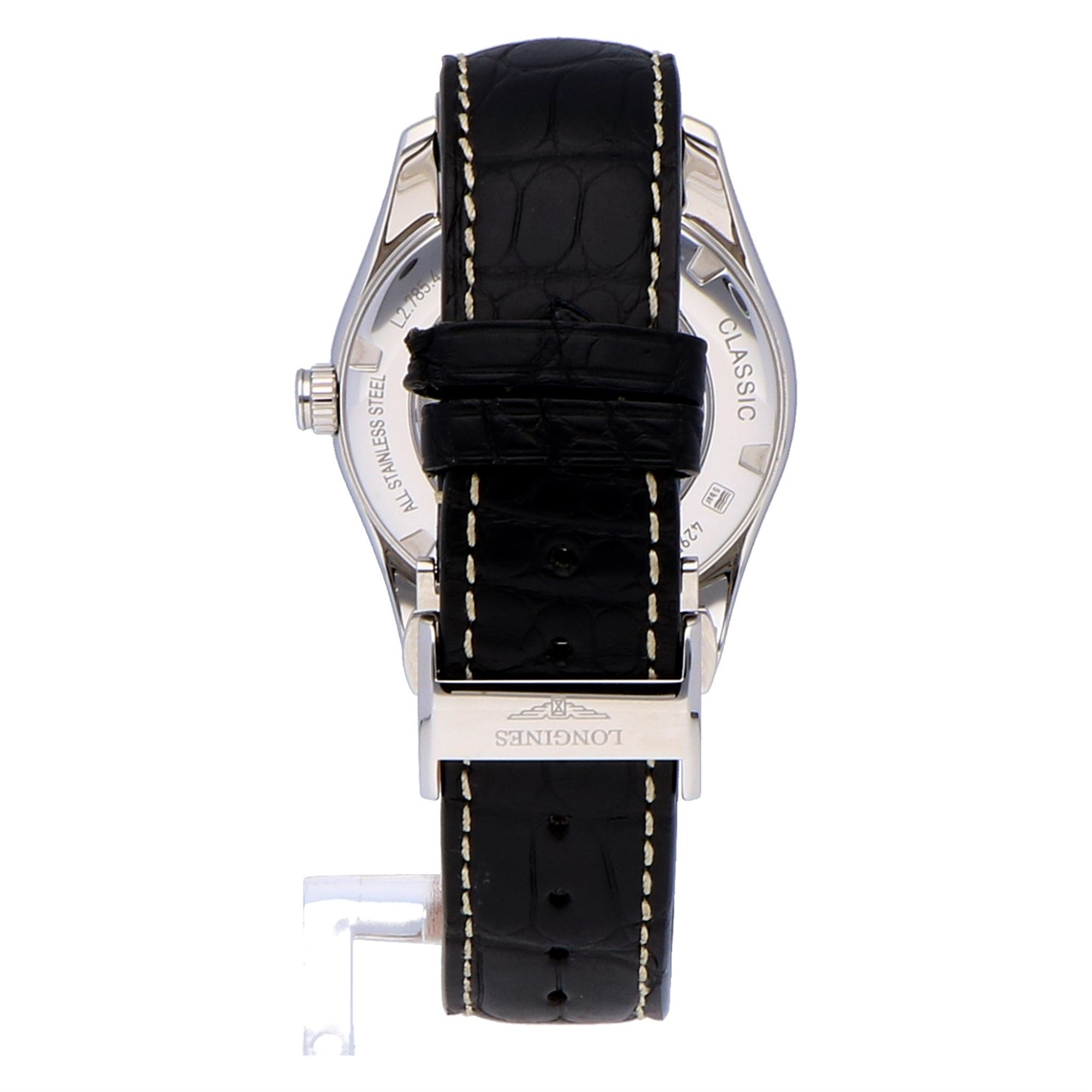 Longines Conquest Stainless Steel L2.785.4.58.3