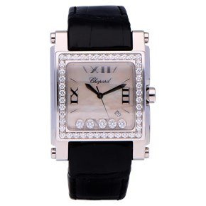 Chopard Happy Sport Square Stainless Steel - 288448-2001