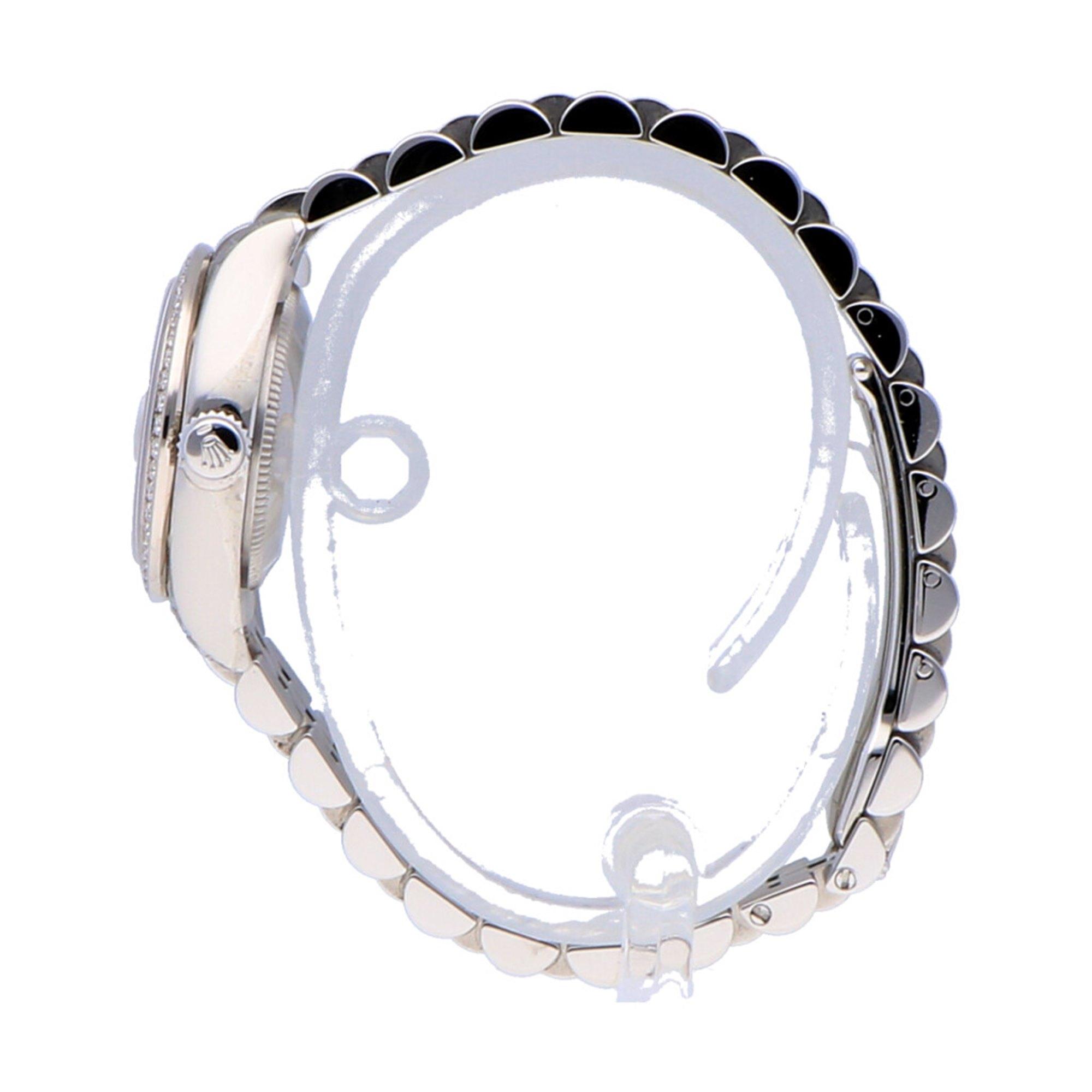 Rolex Datejust Stainless Steel 179384-0021