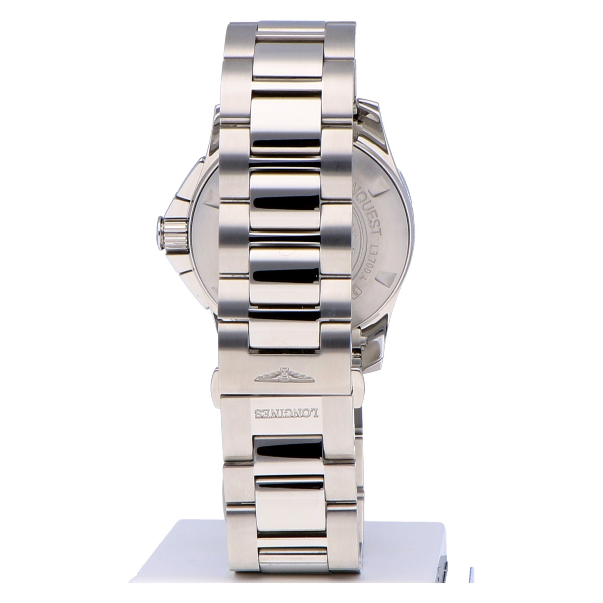Longines Conquest Stainless Steel L3.700.4.79.6