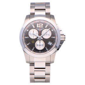 Longines Conquest Stainless Steel - L3.700.4.79.6