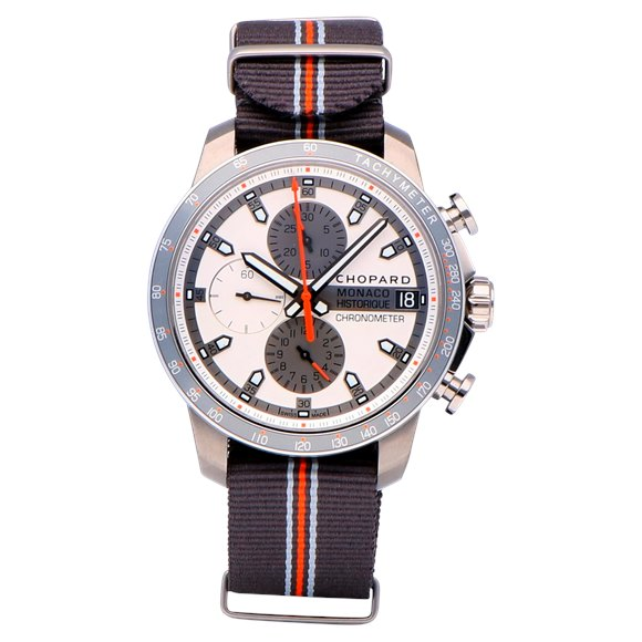 Chopard Grand Prix Stainless Steel - 168570-3002