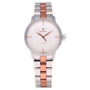 Rado Coupole Stainless Steel & Rose Gold - R22862722