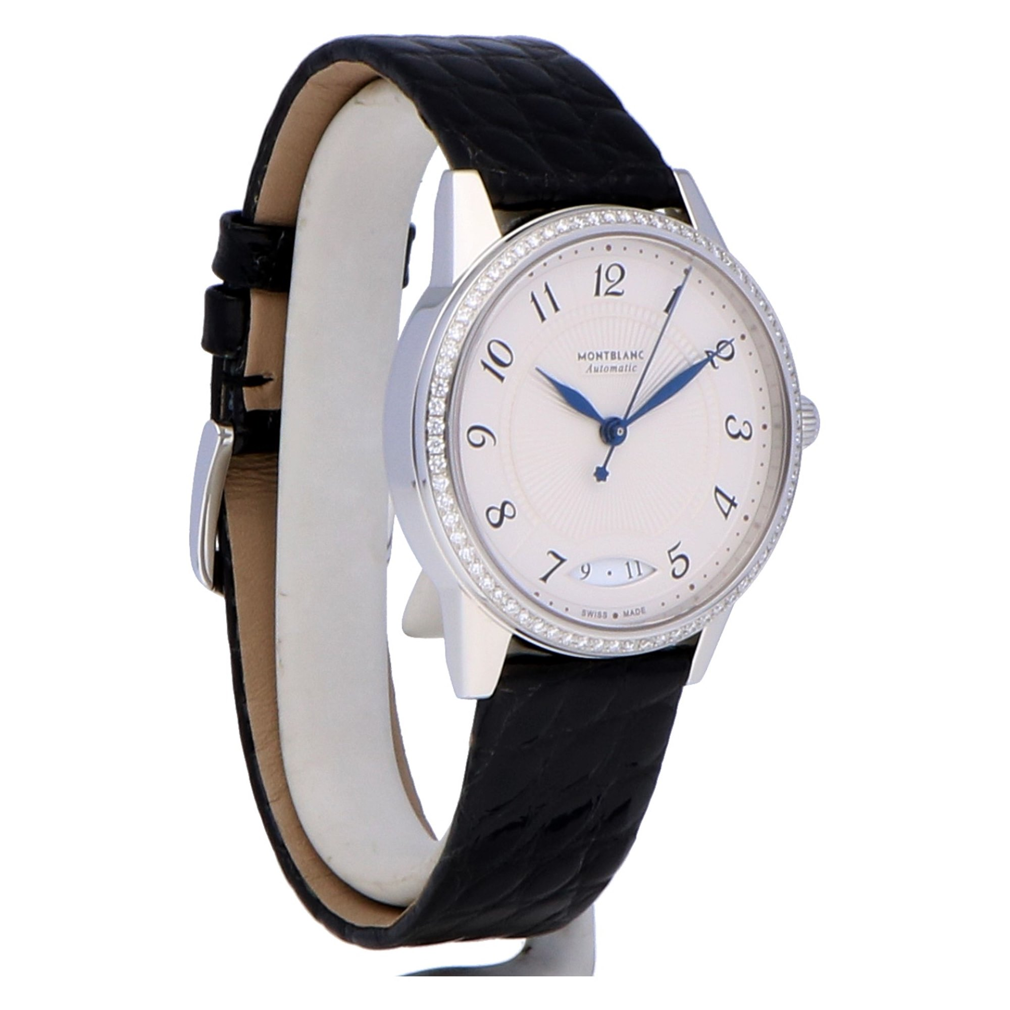 Montblanc Bohème Date Stainless Steel 114734