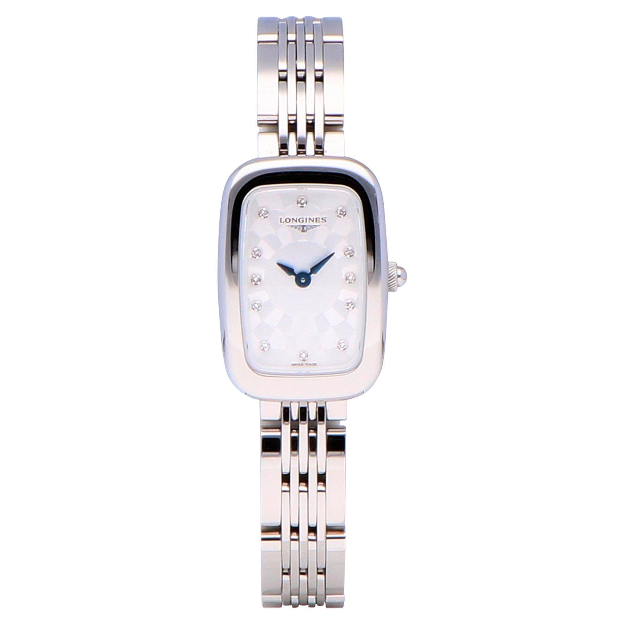 Longines Equestrian Stainless Steel L6.140.4.77.6