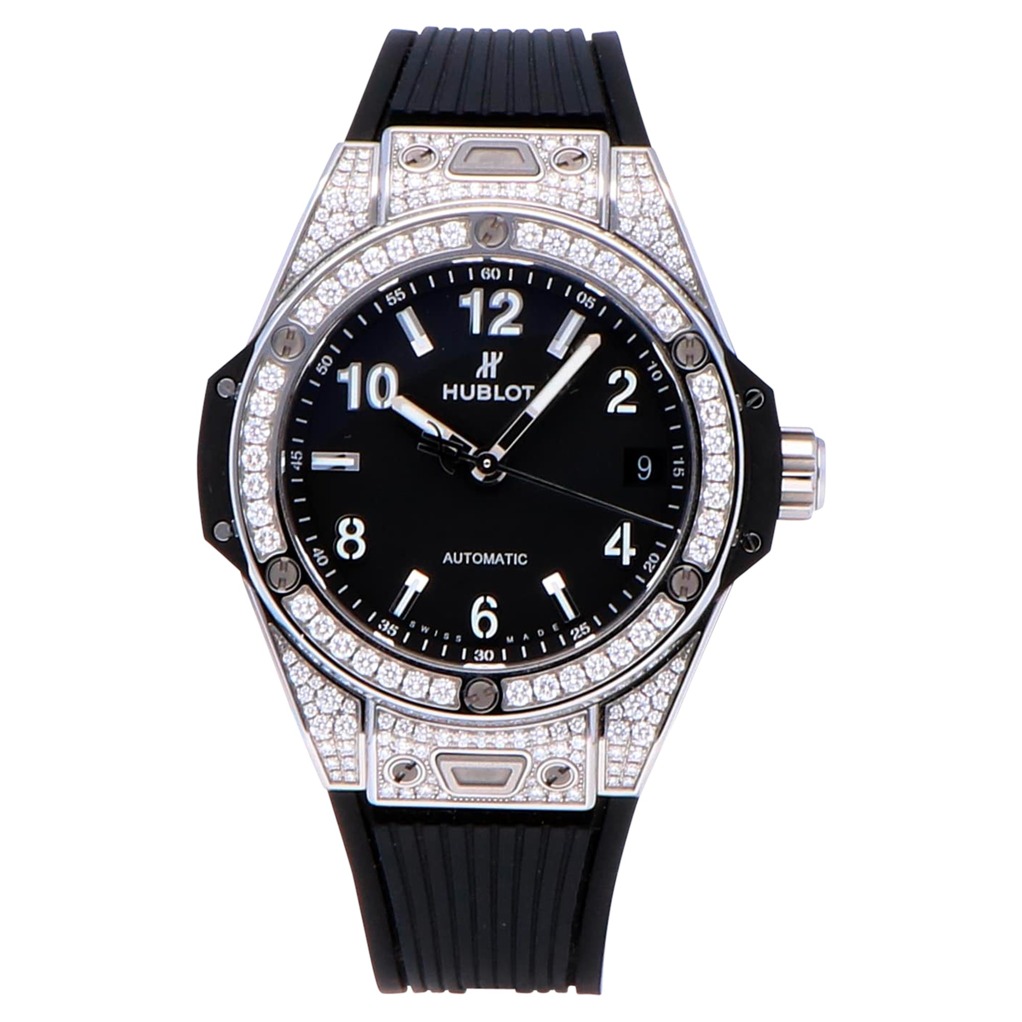 Hublot Big Bang Stainless Steel 465.SX.1170.RX.1604