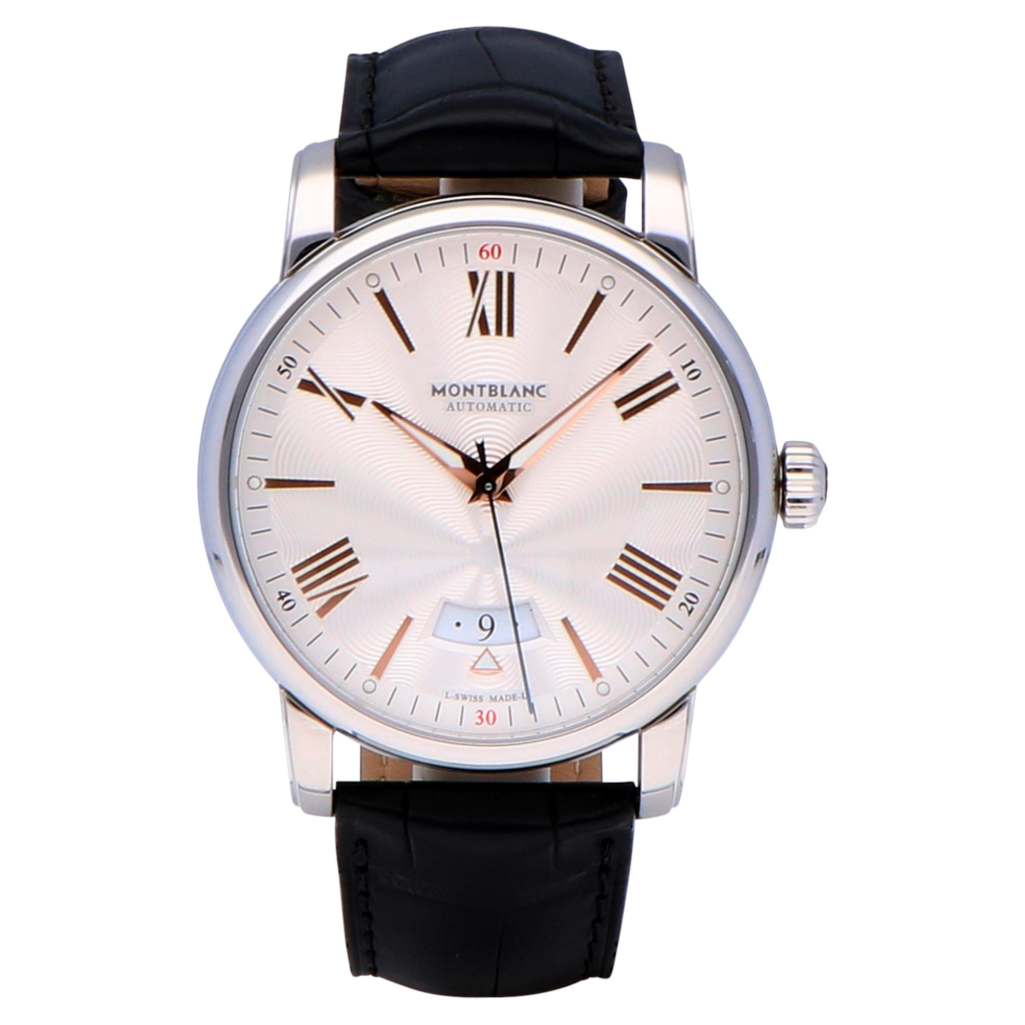 Montblanc 4810 Date Stainless Steel 114841