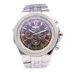 Breitling Bentley GMT Stainless Steel - A4736212