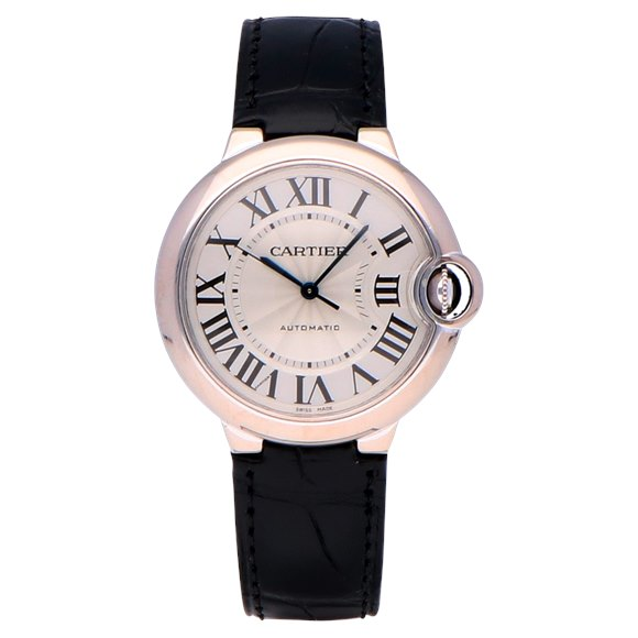 Cartier Ballon Bleu 18k White Gold - W6900556