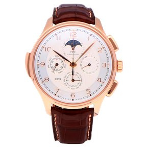 IWC Portugieser Grand Complication 18k Rose Gold - IW377402