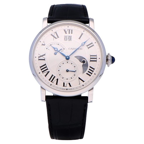 Cartier Rotonde Stainless Steel - W1556368