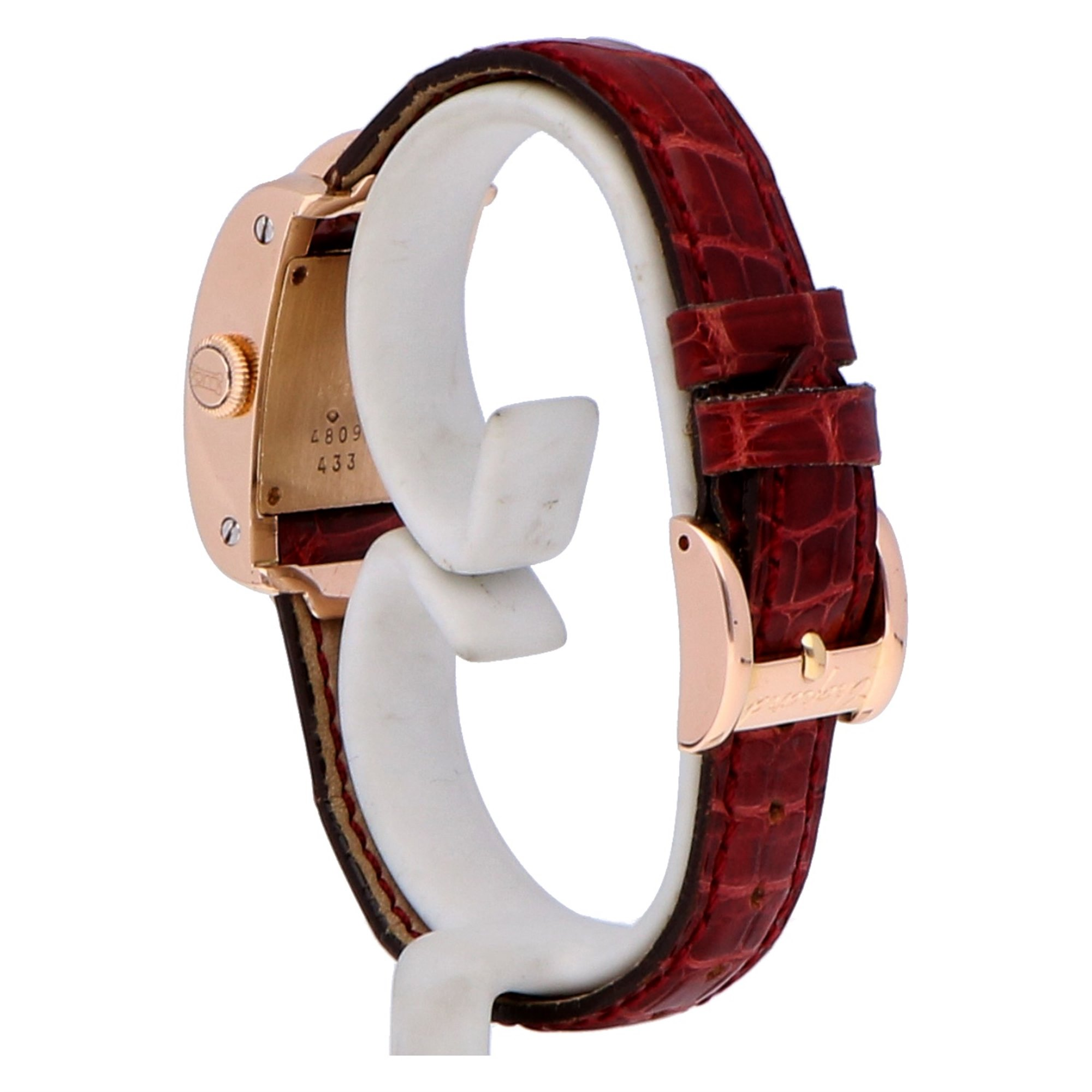 Chopard La Strada 18k Rose Gold 41/6619/8